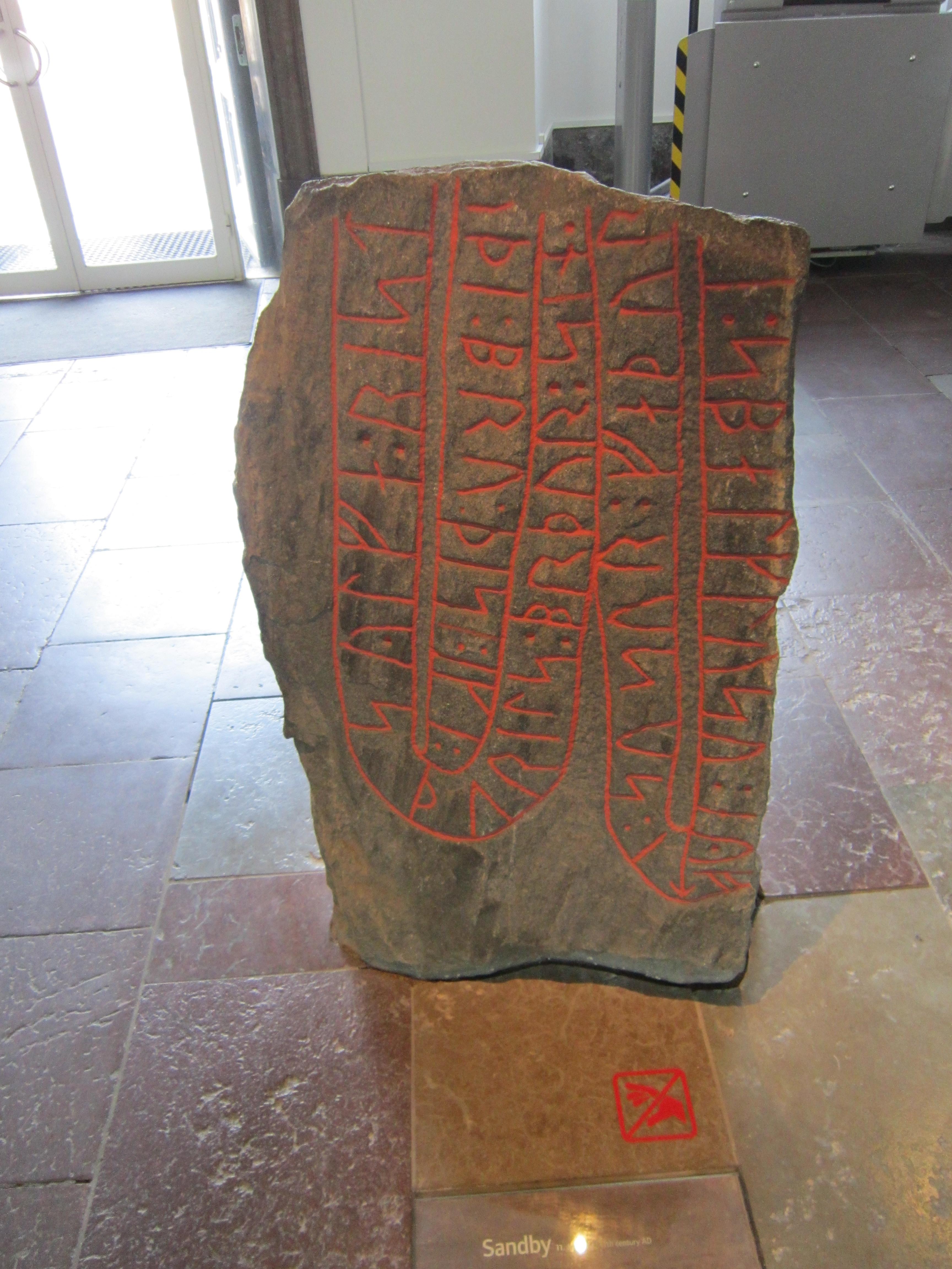 Things to do in Copenhagen - Viking Runestone