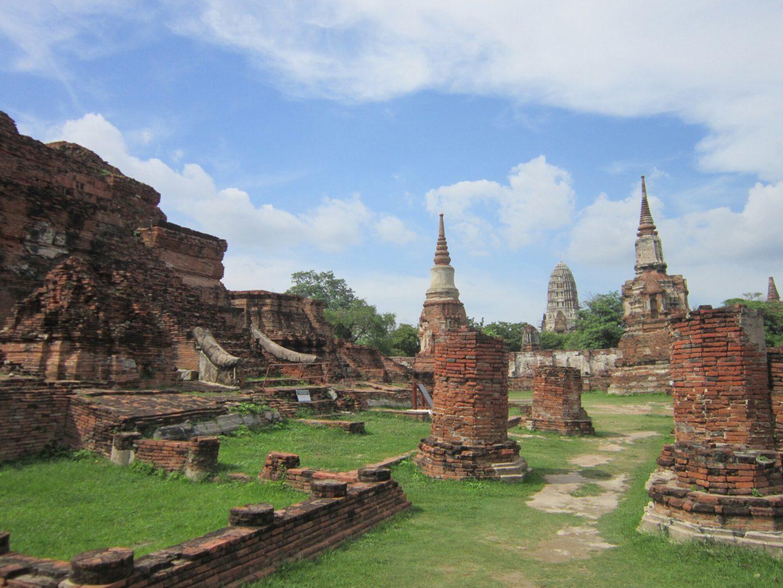 Ayutthaya, Sukhothai and Lopburi - Dave Does The Travel Thing