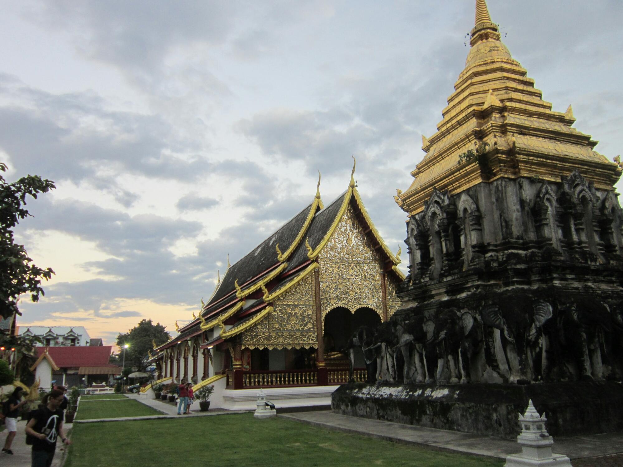 Things to do in Chiang Mai Wat Chiang Man