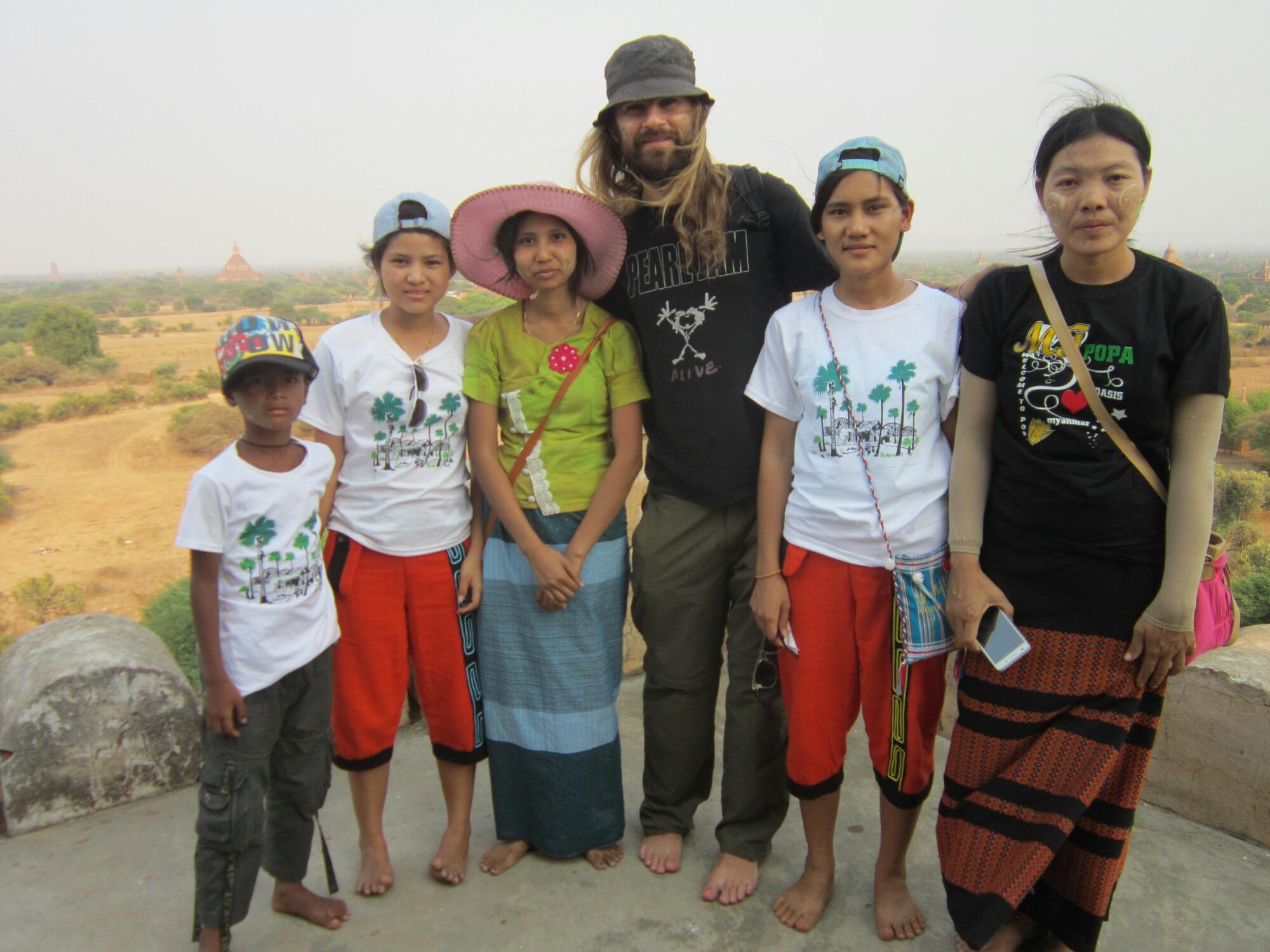 Photos on Shwesandaw Paya