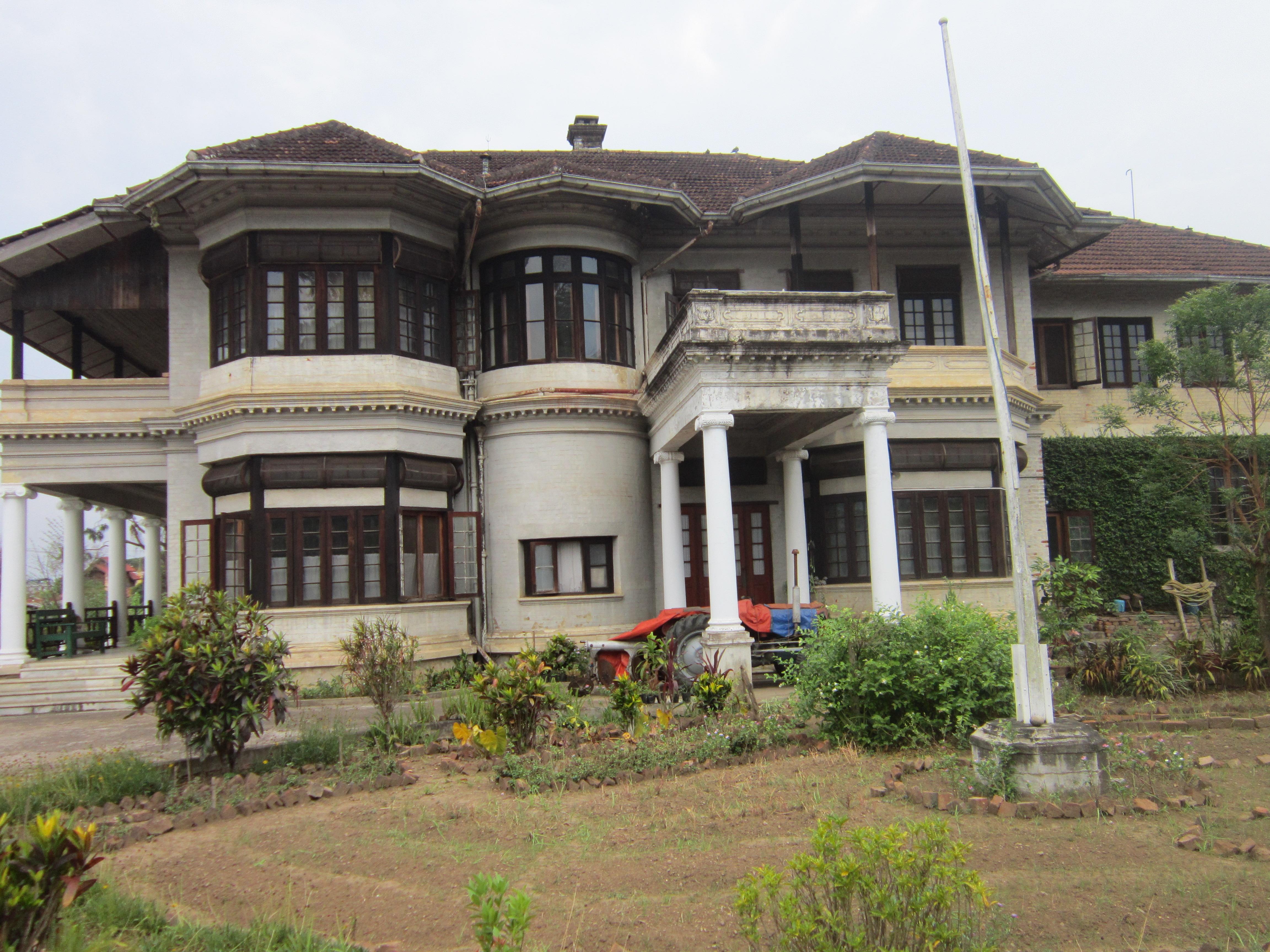 Palace of the last Sky Prince of Hispaw, Myanmar