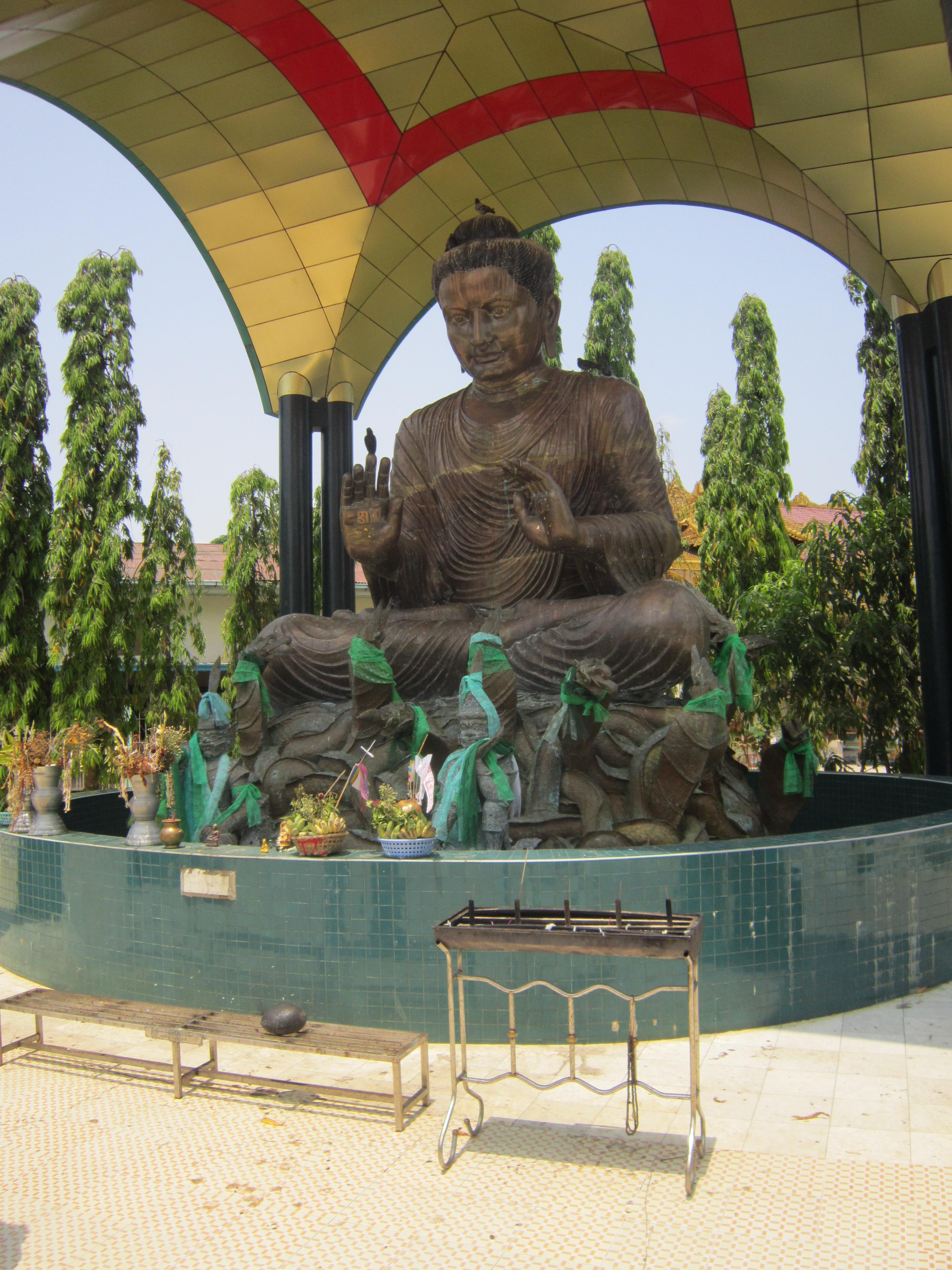Things To Do In Yangon Botataung Paya