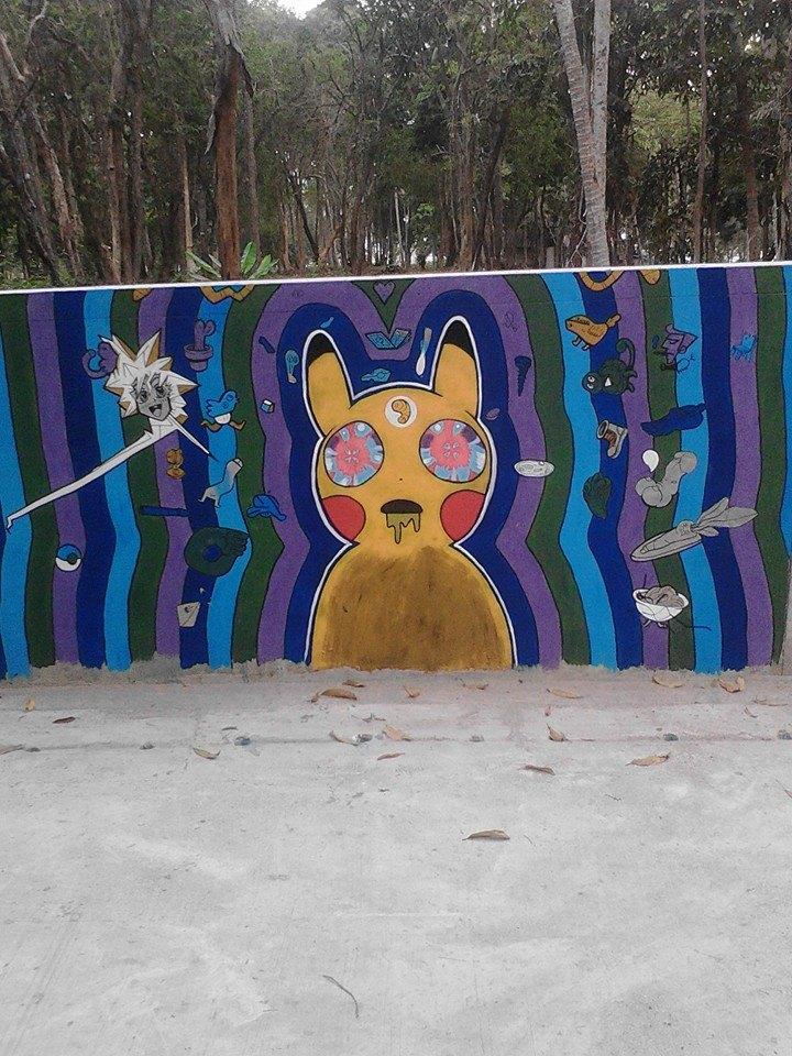 Tonsai Street Art