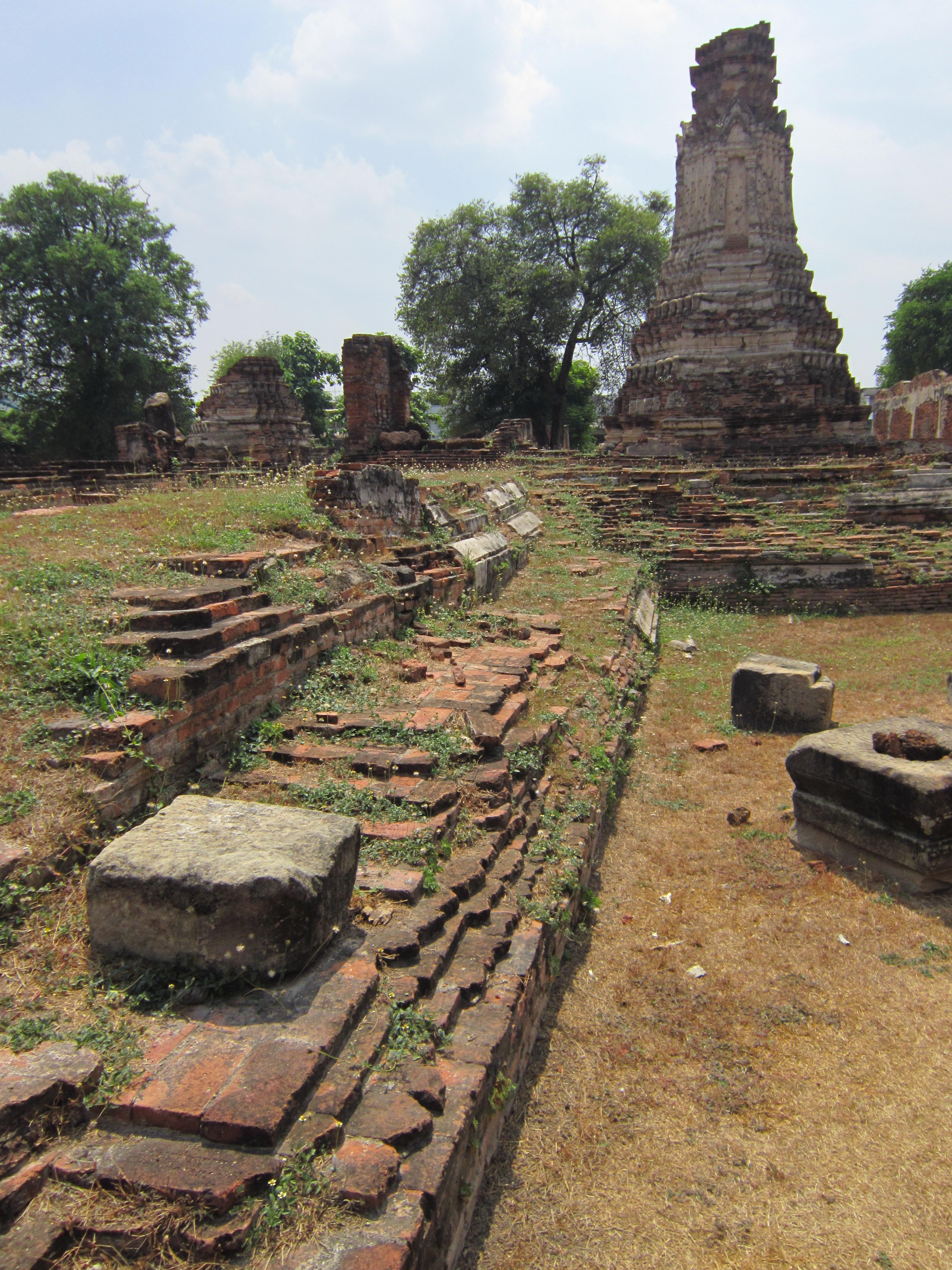 Ruins in Lopburi