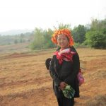 The People of Myanmar - Pa'O women in Shan State.