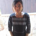 The People Of Myanmar - Girl in Kayah State