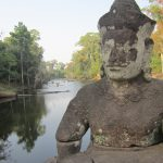 Temples Of Angkor - Buddhist statue in Preah Khan
