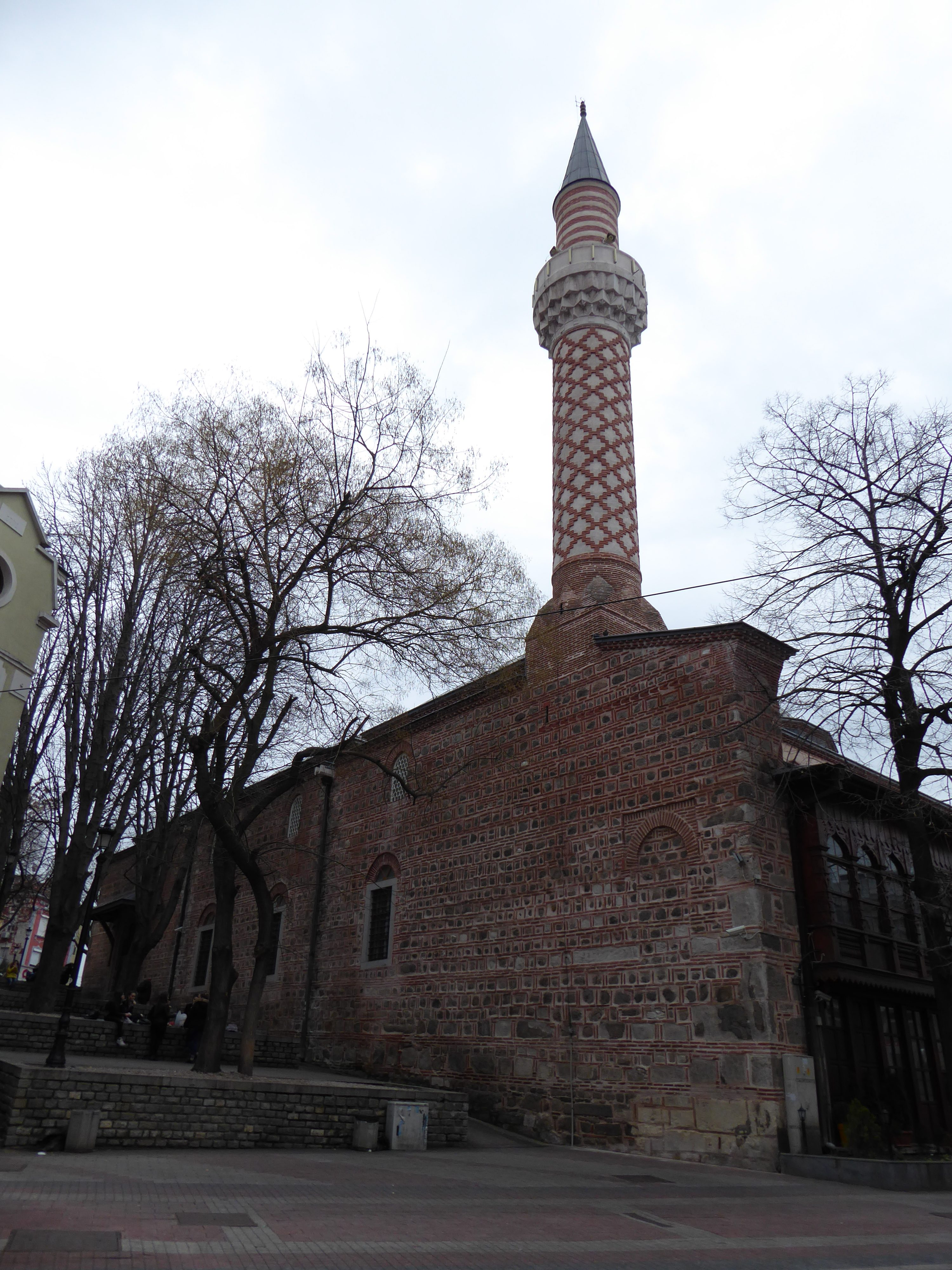 Dzhumaya mosque in Plovdiv