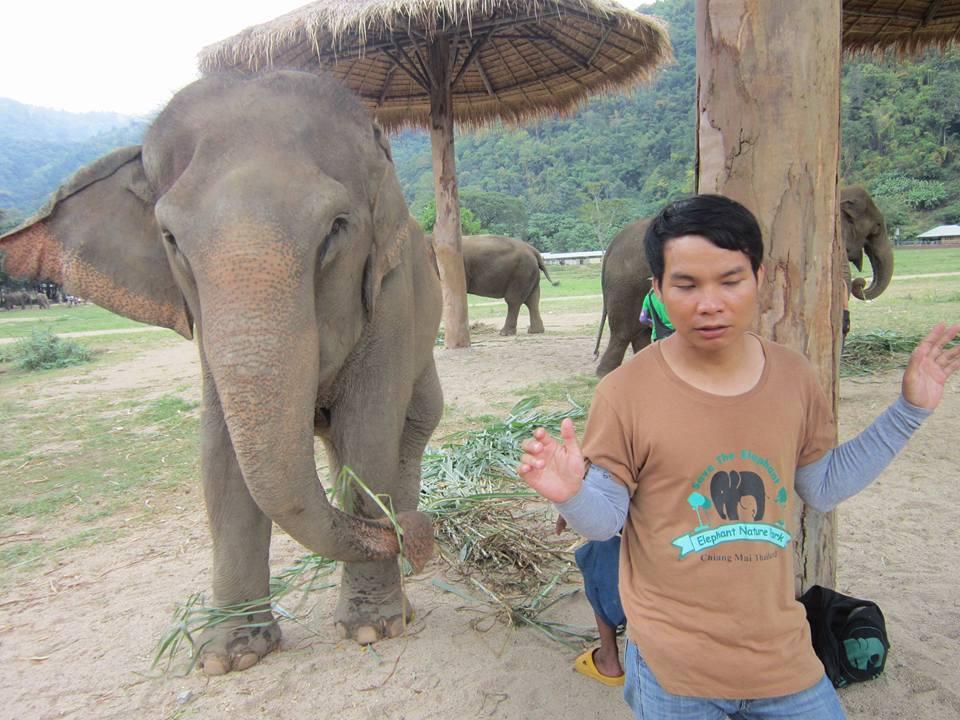 Elephant Nature Park North Thailand Itinerary