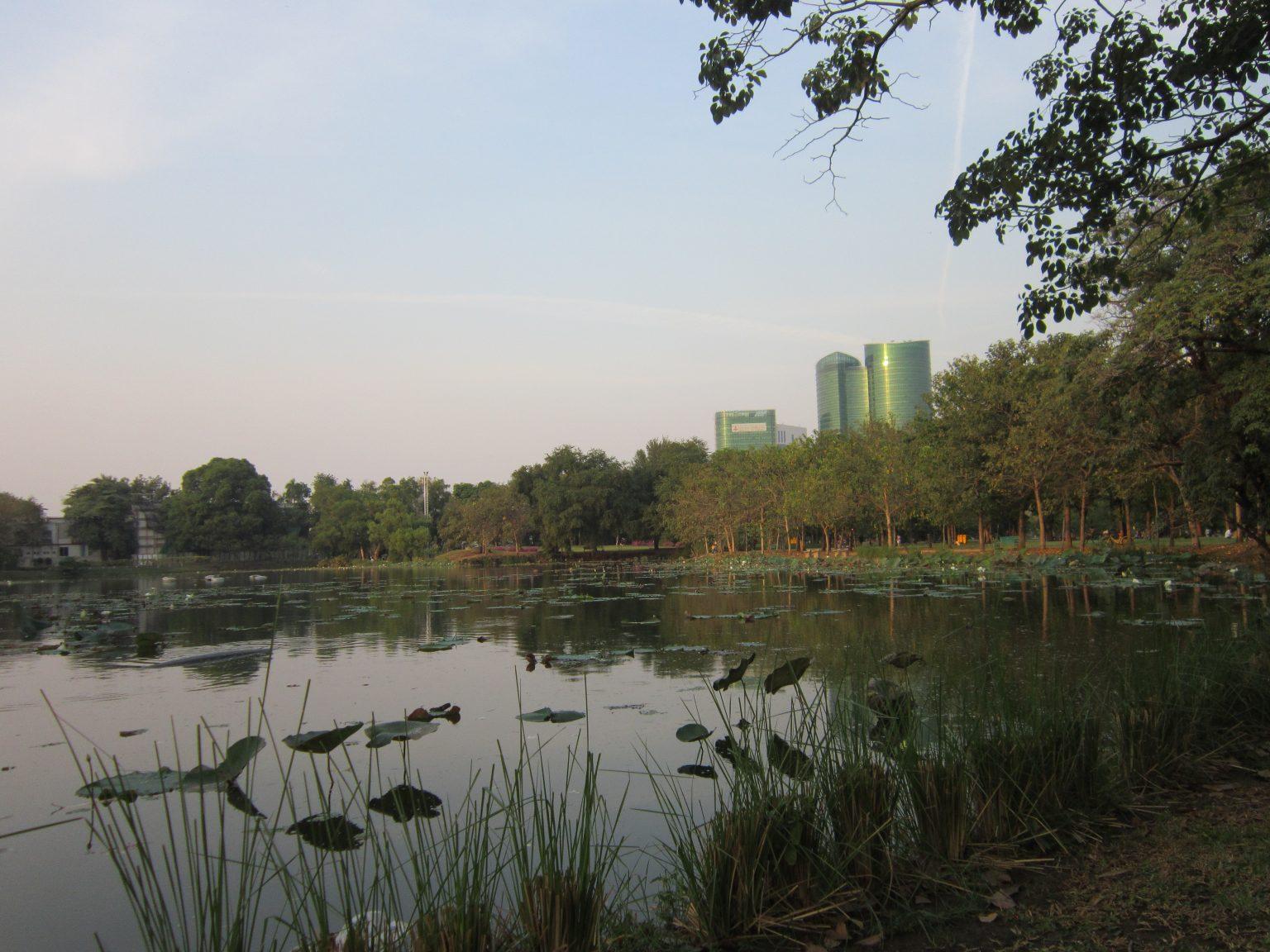 Rot Fai park - Bangkok - North Thailand Itinerary