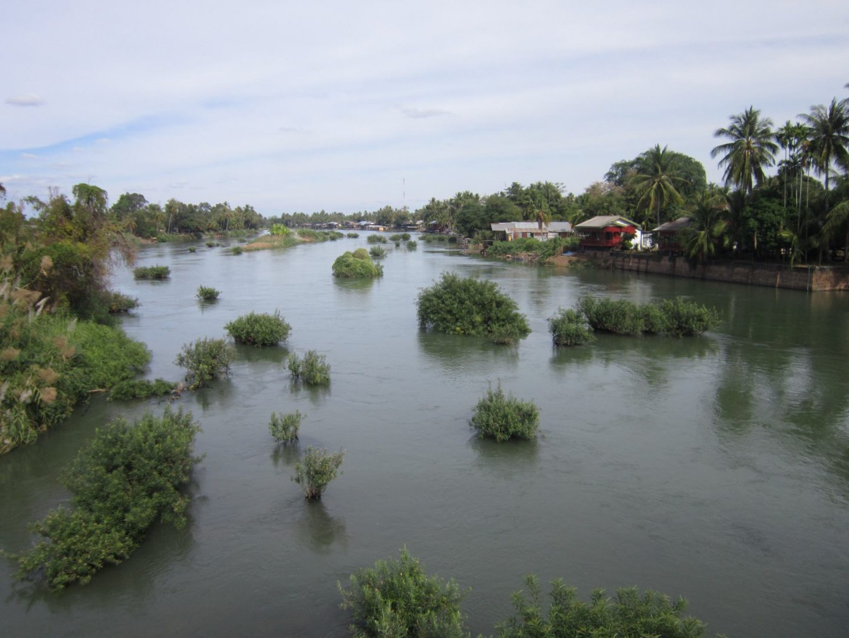 4000 islands Laos Itinerary