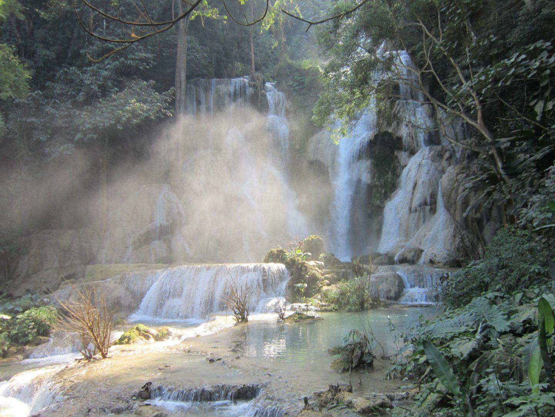 Kuang Si Falls - Laos Itinerary