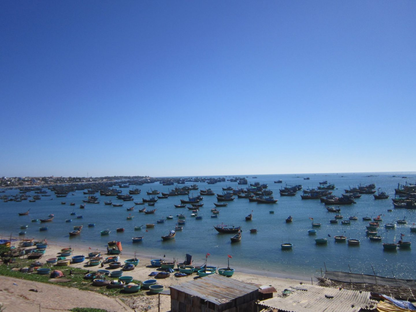 The Fishing Village, Mũi Né