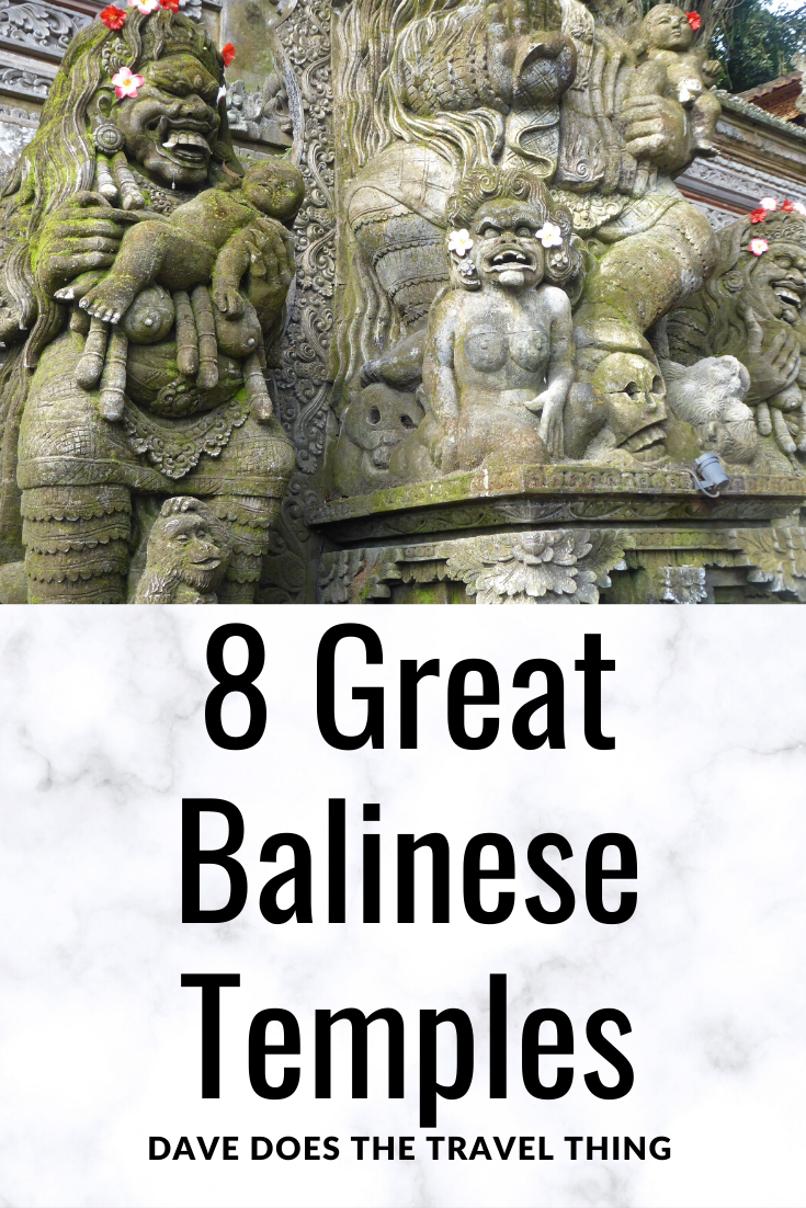 Balinese Temples Pinterest Pin